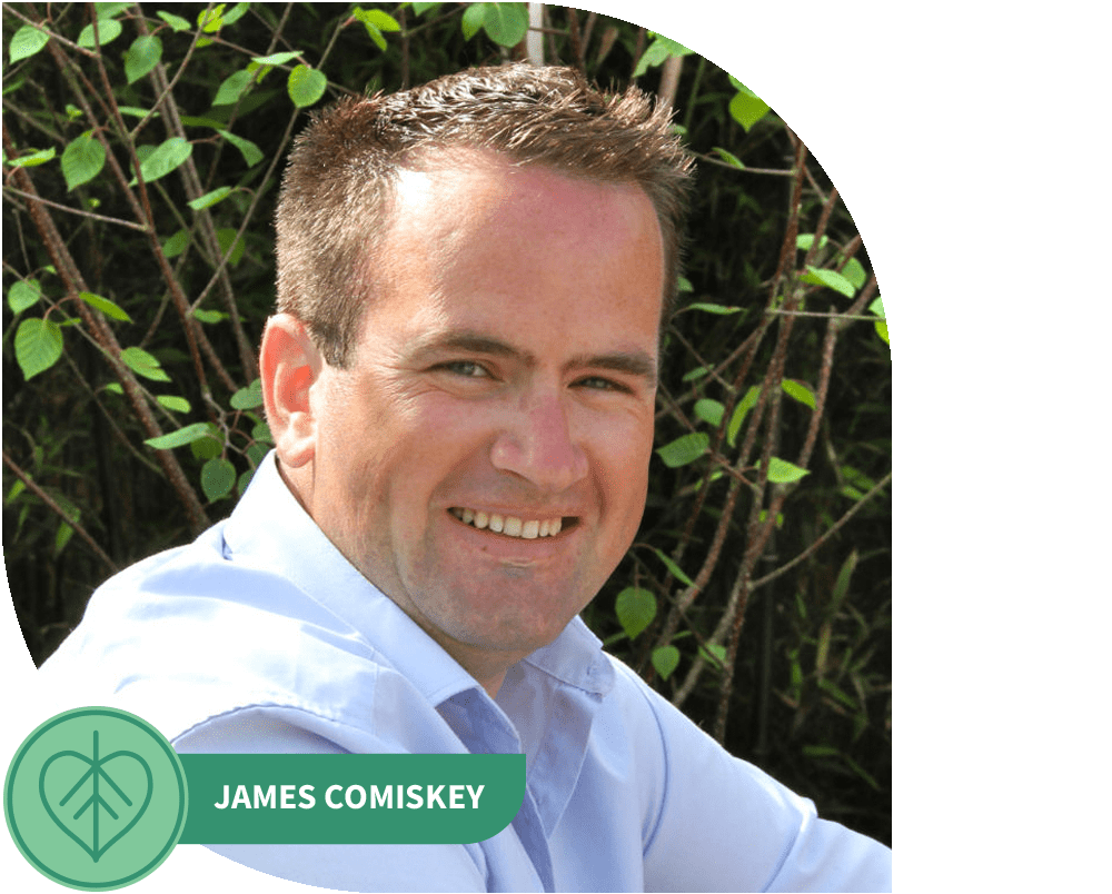 James Comiskey Profile